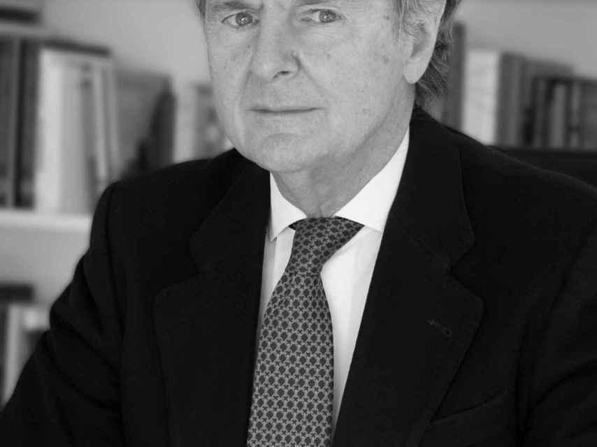El presidente de TEDAE, Ricardo Martí Fluxá.