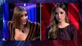 """'La isla de las tentaciones': Lucía """"traiciona"""" a Marina y confiesa que tiene algo con Isaac"""