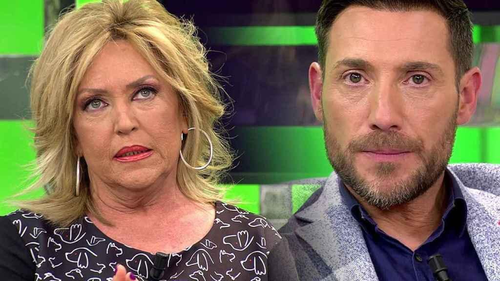 Antonio David desconfiaba de Telecinco por su gran interés en fichar a su mujer para 'Supervivientes'