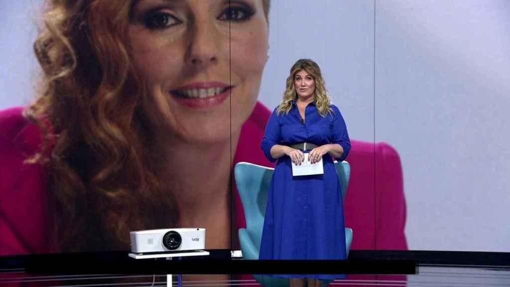 Carlota Corredera se ha puesto al frente de 'Rocío, contar la verdad para seguir viva'.