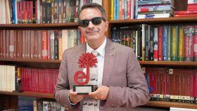 El historiador José Soto Chica, con Premio Edhasa Narrativas Históricas 2021.