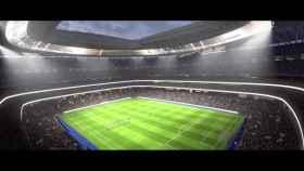 Así será el videomarcador 360º del Santiago Bernabéu