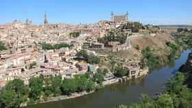 Panorámica del Casco Histórico de Toledo