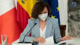 Carmen Calvo, vicepresidenta primera del Gobierno de España