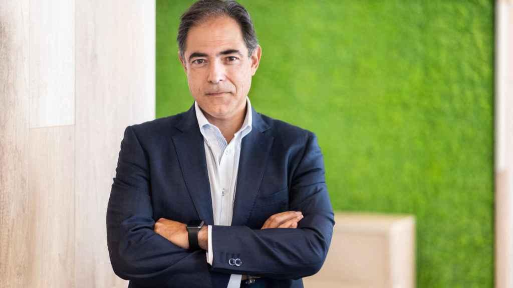 Director general de Philip Morris España y Portugal, Enrique Jiménez.