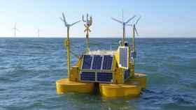 Éxito de la tecnológica española Eolos con su boya inteligente para la eólica flotante