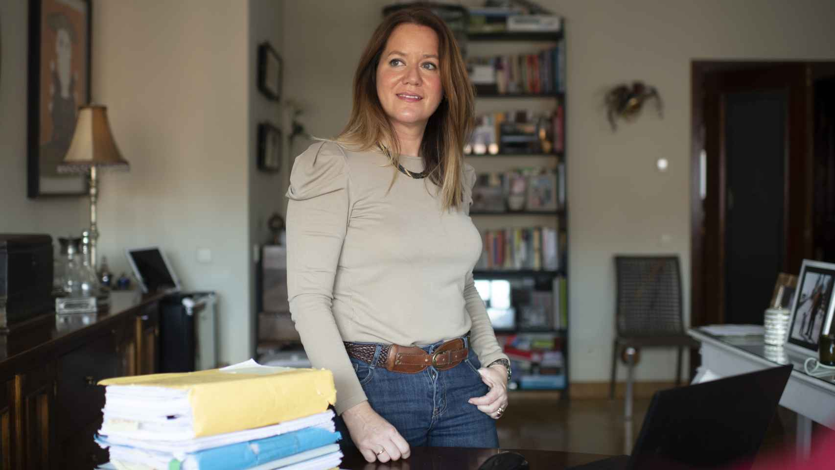Natalia Velilla es magistrada de Familia en el Juzgado de Primera Instancia nº 7 de Móstoles.