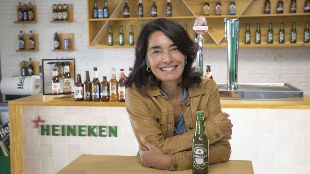 Carmen Ponce es Directora de Relaciones Corporativas y Sostenibilidad.