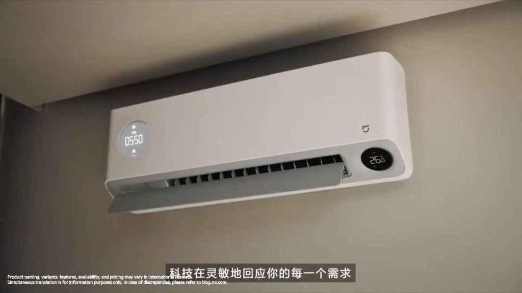 Nuevo aire acondicionado de Xiaomi