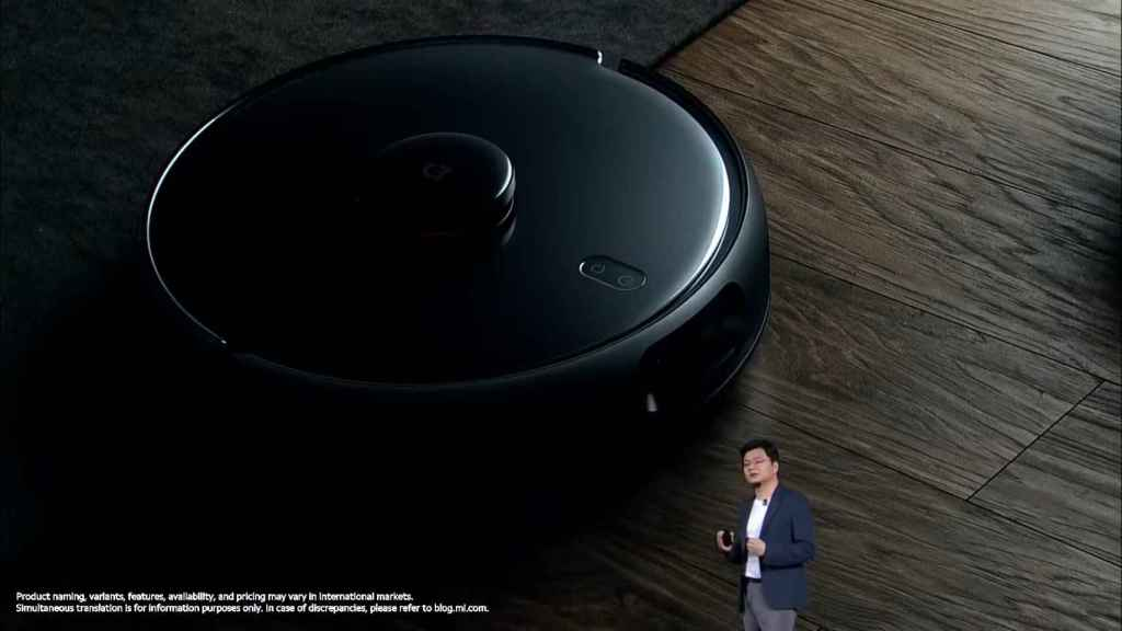 Nuevo robot aspirador de Xiaomi