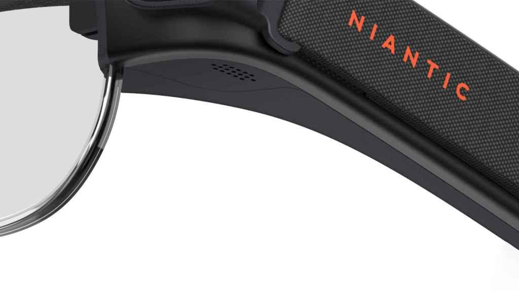 'Teaser' de las gafas de Niantic.