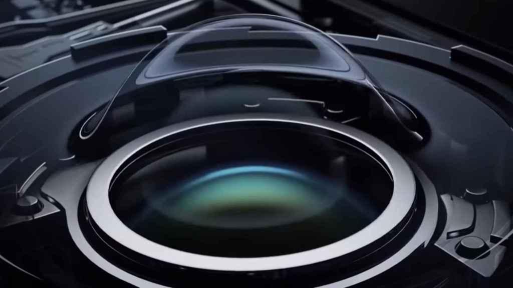 Así es la nueva lente líquida de Xiaomi.