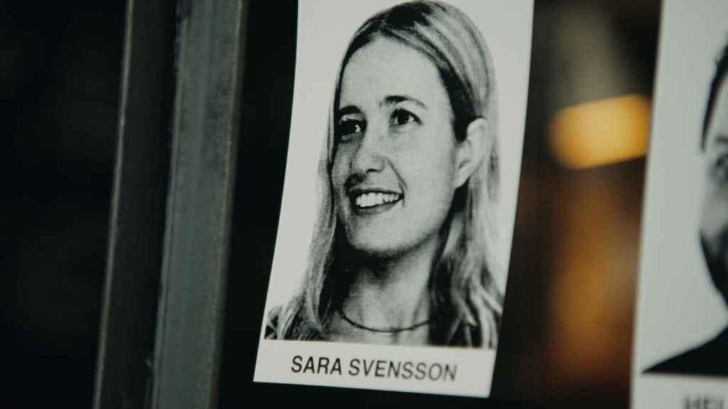 Sarah Svenson, la joven que confesó haber recibido la orden de asesinar por SMS.