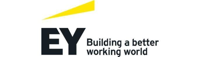 Logotipo de EY