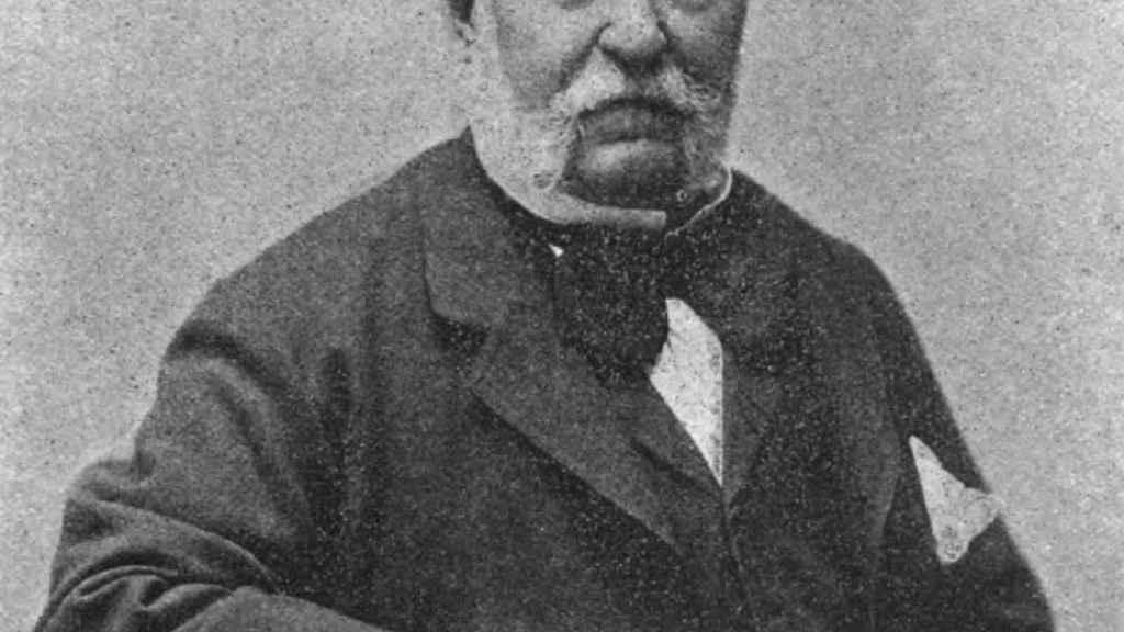 Ramón de Campoamor. / Wikimedia Commons