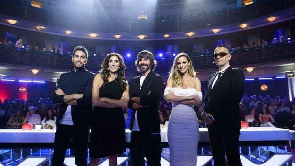 Telecinco da descanso a 'Got Talent' y este Viernes Santo emitirá el refrito 'Rumbo a la final'