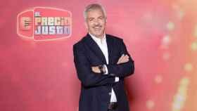 'El precio justo' con Carlos Sobera se estrenará en el 'prime time' de Telecinco .