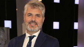 El presentador Agustín Bravo en una imagen de archivo fechada en mayo de 2015.