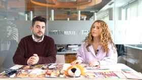 Jesús Carmona y Ane Olabarrieta analizan las portadas de este miércoles.