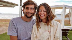 Álvaro Soler y Sofía Ellar en una imagen de sus redes sociales.