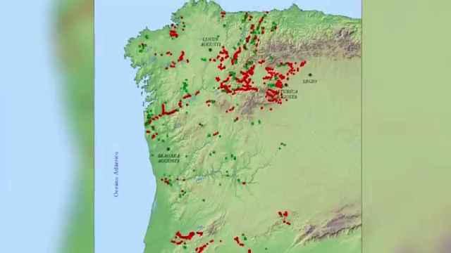 El proyecto del CSIC que estudia la minería del oro en Hispania