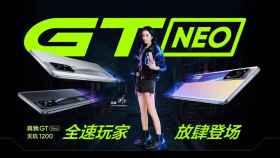 Nuevo realme GT Neo: el más potente ahora con procesador MediaTek