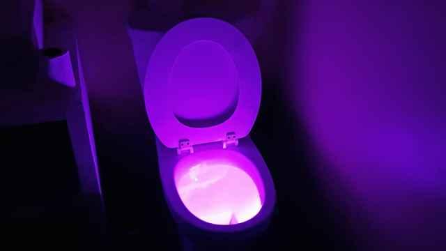 Luces LED para el inodoro, uno de los productos más vendidos del momento