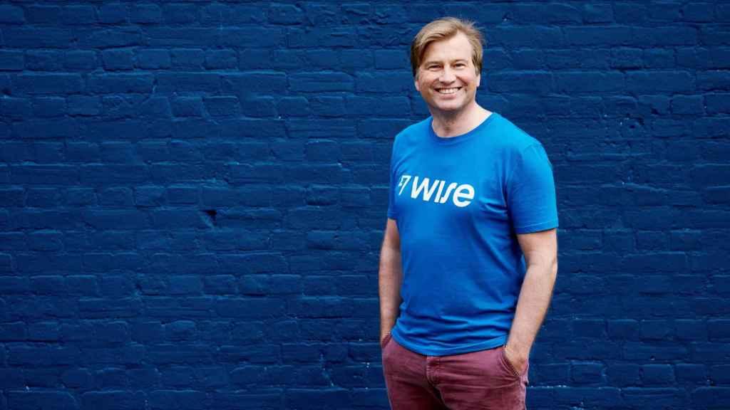 Kristo Kräämann, consejero delegado de Wise.