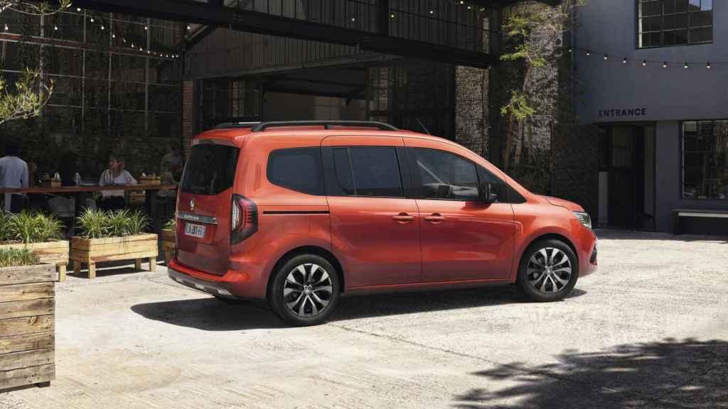 Nuevo Renault Kangoo Combi.