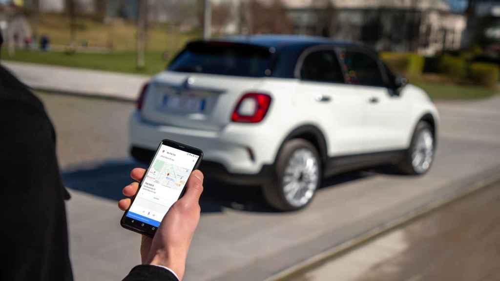 El truco para saber con el móvil dónde has aparcado el coche.