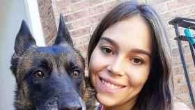 Miriam Vallejo, la joven asesinada en Meco (Madrid) en enero de 2019.