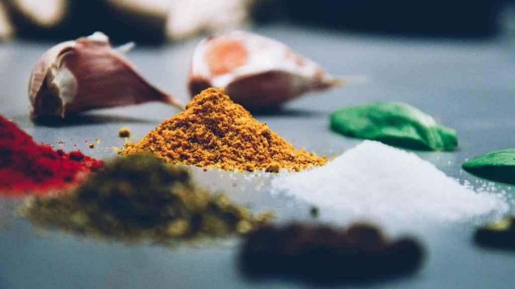 Muchas especias son una excelente alternativas a la sal, y más saludables.