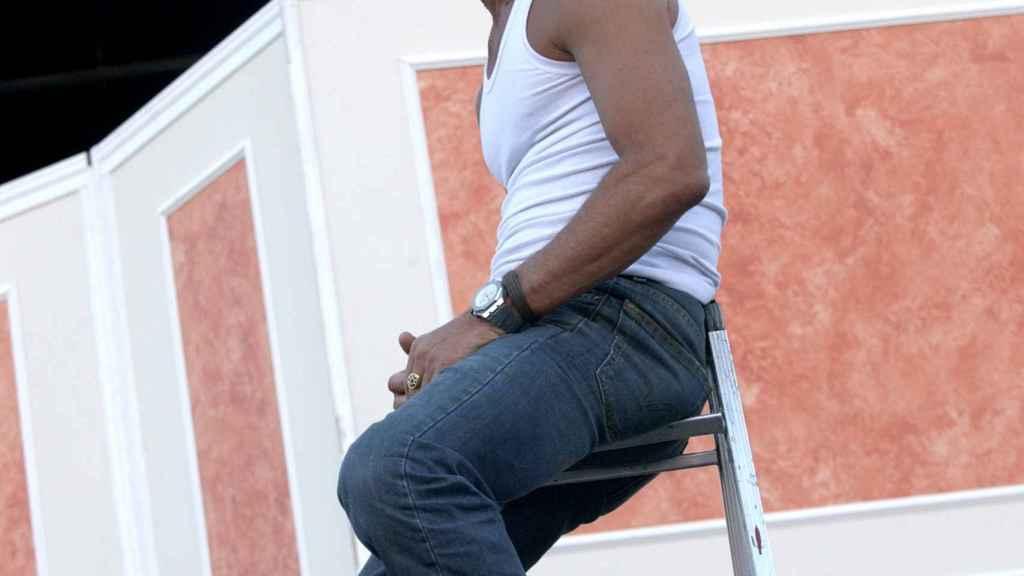 El actor Micky Molina en una imagen de archivo.