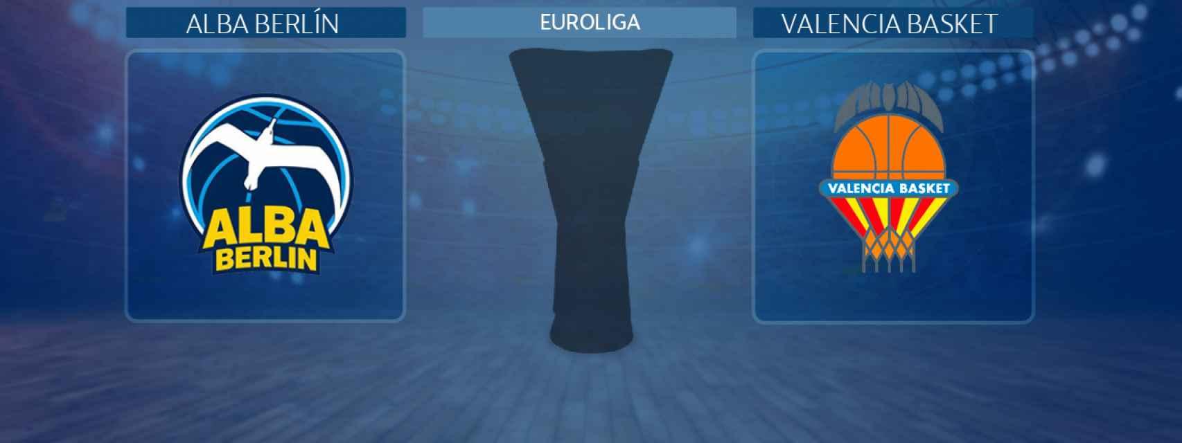 Alba Berlín - Valencia Basket, partido de la Euroliga