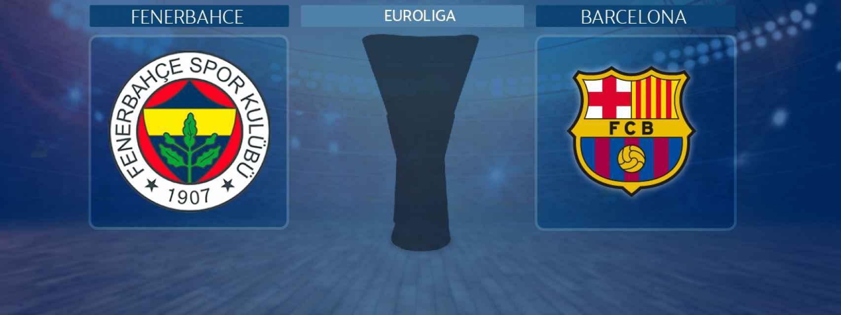 Fenerbahce - Barcelona, partido de la Euroliga
