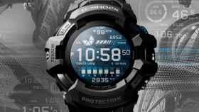 Nuevo Casio G-SQUAD PRO GSW-H1000: el primer G-Shock con WearOS