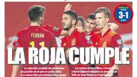 Portada Mundo Deportivo (01/04/21)