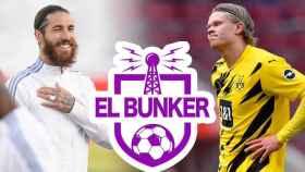 1x07 El Bunker CF | Especial Sergio Ramos, Haaland y Real Madrid