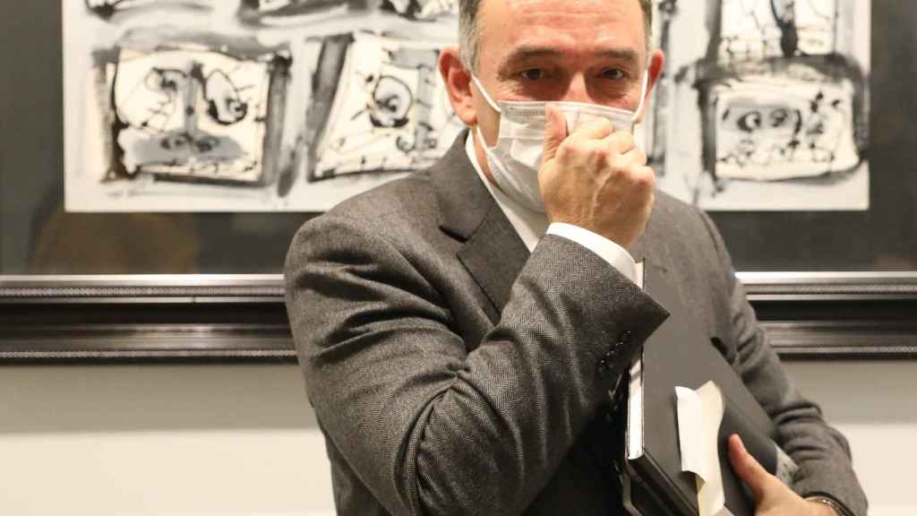 Enrique Santiago, secretario de Estado para la Agenda 2030.