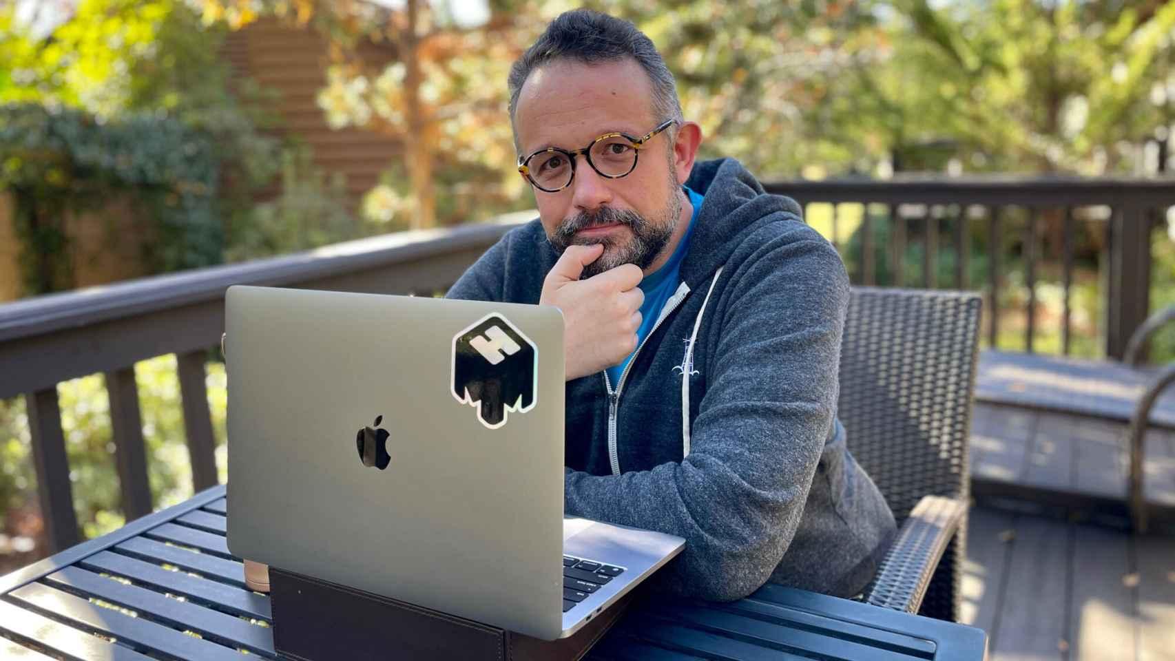 Phil Libin es el creador de la startup mmhmm.