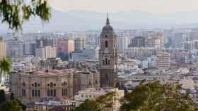 Panorámica de Málaga. FOTO: Bárbara Iandolo (Pixabay)