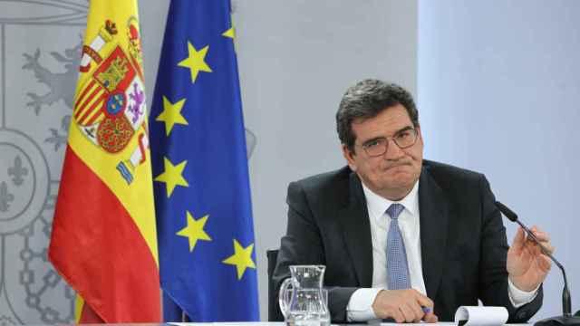 José Luis Escrivá, ministro de Inclusión, Seguridad Social y Migraciones. (M. Fernández, POOL / EP)