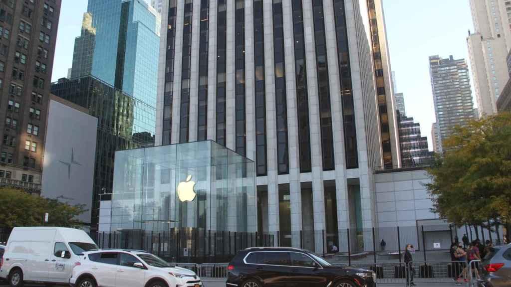 Tienda de Apple en Estados Unidos.