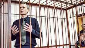 DennisChristensen fue el primer testigo de Jehová detenido en Rusia en 2017.