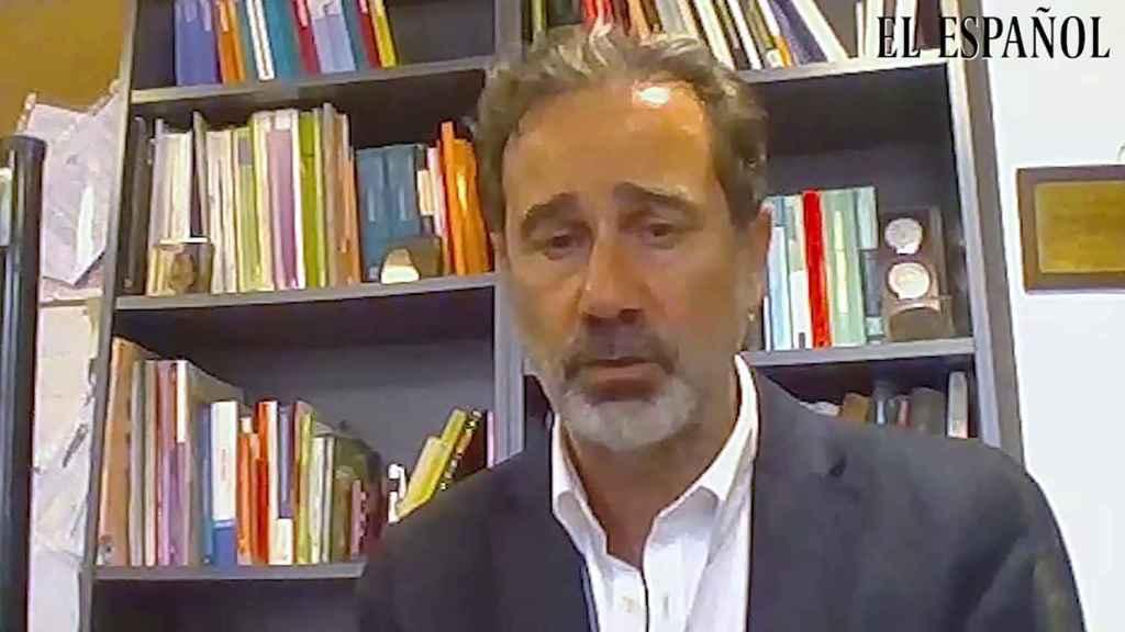 Gonzalo Adán, doctor en Psicología Social y director de SocioMétrica.