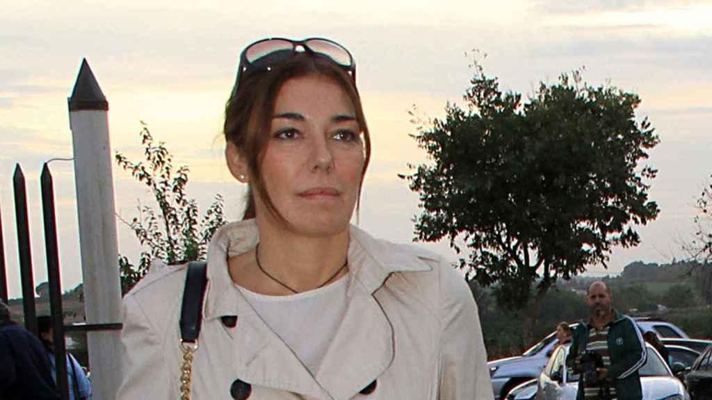 Raquel Revuelta, ex Miss España y empresaria.