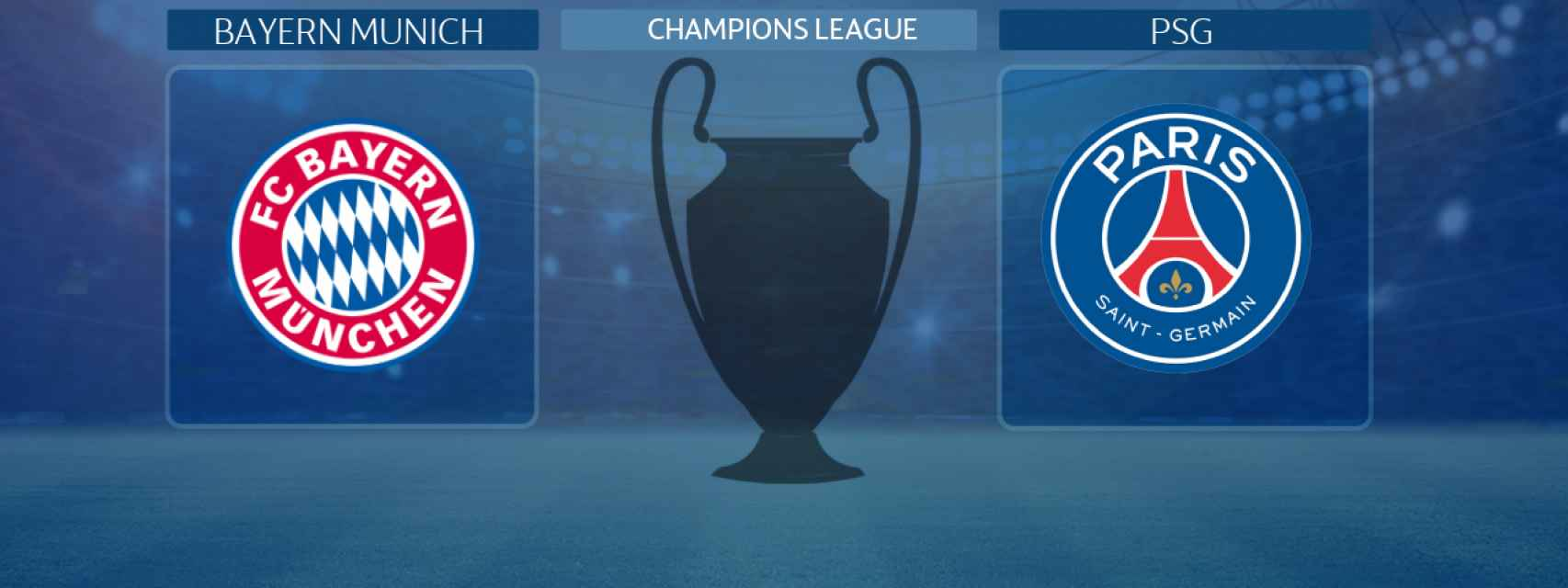 Bayern Munich - PSG, partido de la Champions League