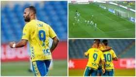 Jesé Rodríguez se estrena como goleador con Las Palmas
