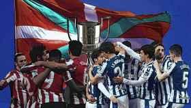 La 'Copa del Lehendakari' que nunca fue: la final histórica entre Athletic y Real Sociedad