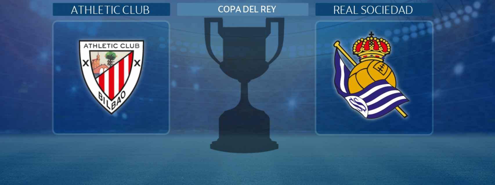 Athletic Club - Real Sociedad, la final de la Copa del Rey 2019/20